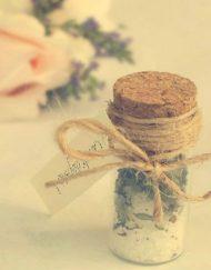Marturii de nunta cu levantica