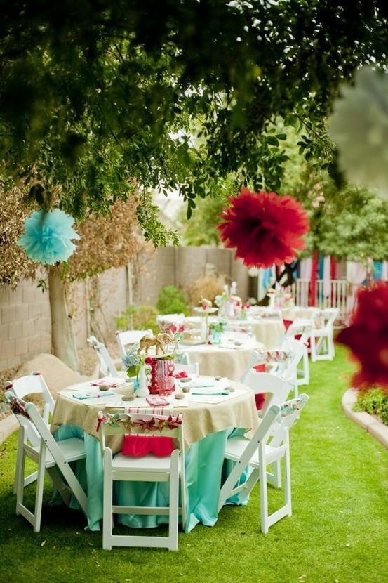 Decoratiuni Pentru Un Garden Party Pretty Deco