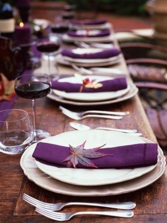 decoratiuni frunze inpiratie de toamna nunta