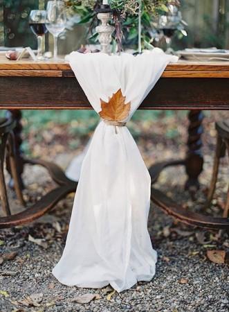 frunze decor inspiratie de toamna nunta 3