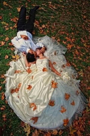 inspiratie pentru nuntile de toamna