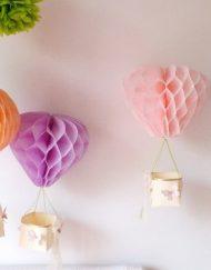 baloane cu aer cald decoratiuni botez petreceri copii nuante pastelate (Copy)