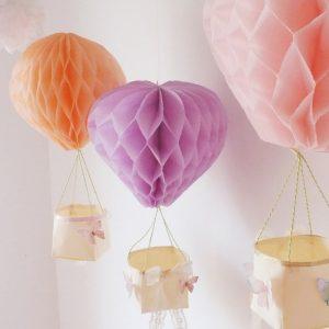 baloane cu aer cald decoratiuni pentru botez si petreceri copii (Copy)