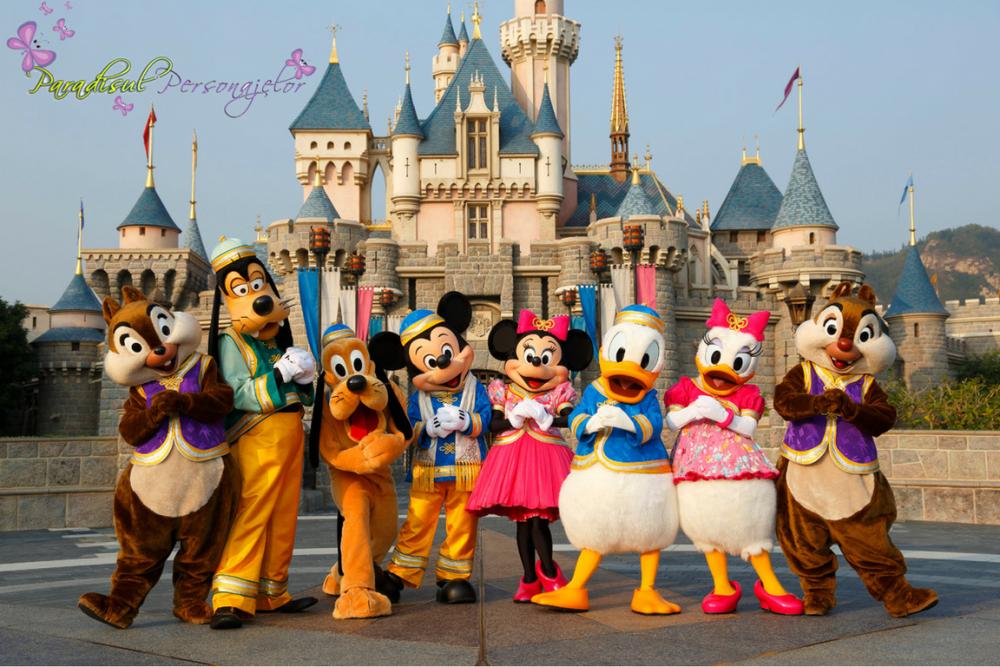 petrecere Walt Disney